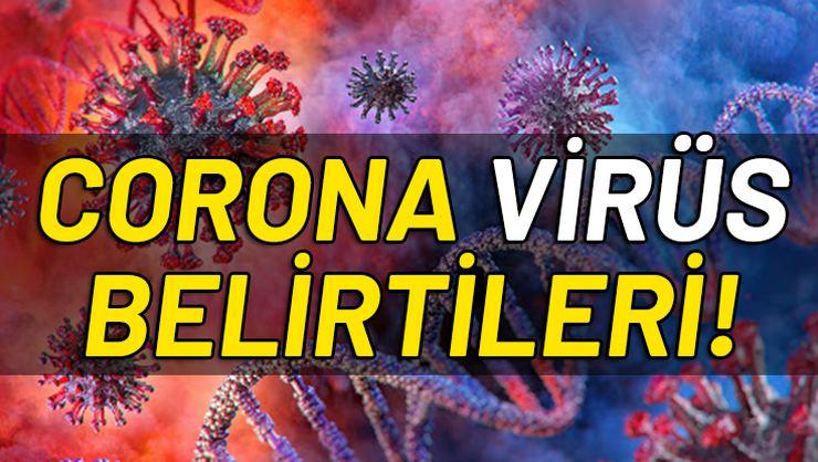 Corona Virüs belirtileri nelerdir?